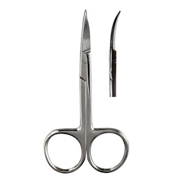 Professional Brow Scissors Böjd